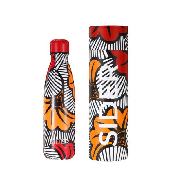 Bouteille réutilisable et isotherme en acier inoxydable - Twiga de SIDER Bottle